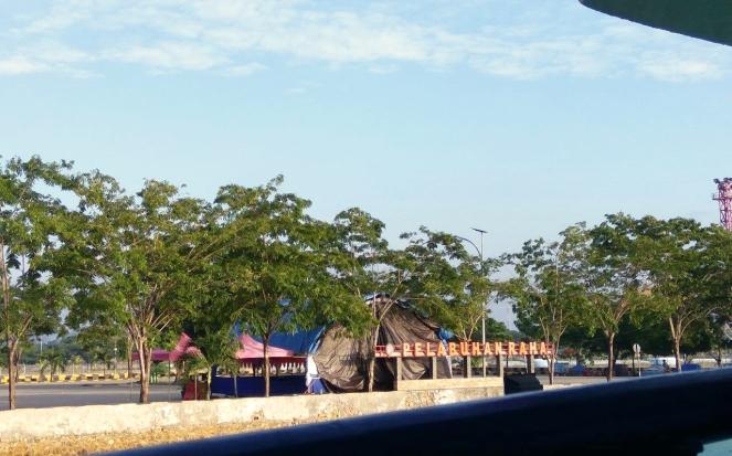 2 Pelabuhan Raha